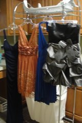 Variety of Party Dresses in Chicago, Illinois