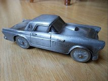 1955 Thunderbird Metal Toy Bank in Brookfield, Wisconsin