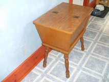End table with storage in DeKalb, Illinois