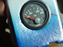 VDO oil temp gauge in Alamogordo, New Mexico