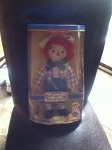 Raggedy Andy Doll in Fort Campbell, Kentucky
