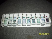 Amway Product Vintage Mini Key Chains in Orland Park, Illinois