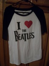 #8011 NEW I LOVE THE BEATLES T SHIRT TEE SHIRT in Fort Hood, Texas