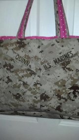 USMC Desert Tan Large Totebag in Camp Lejeune, North Carolina