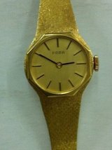 PARA gold-plated vintage ladies watch manual wind antiques rare Sammleruhr in Ramstein, Germany