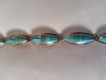 TURQUOISE LINK BRACELET in Yucca Valley, California