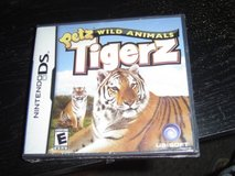 NEW DS Petz Tigerz Wild Animals in Fort Riley, Kansas